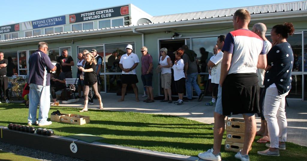 Community League Bowls
