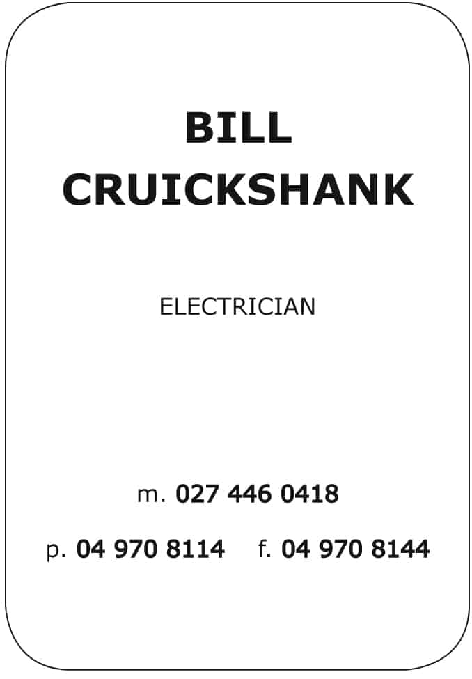 Bill Cruickshank Electrical