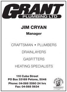 Grant Plumbing