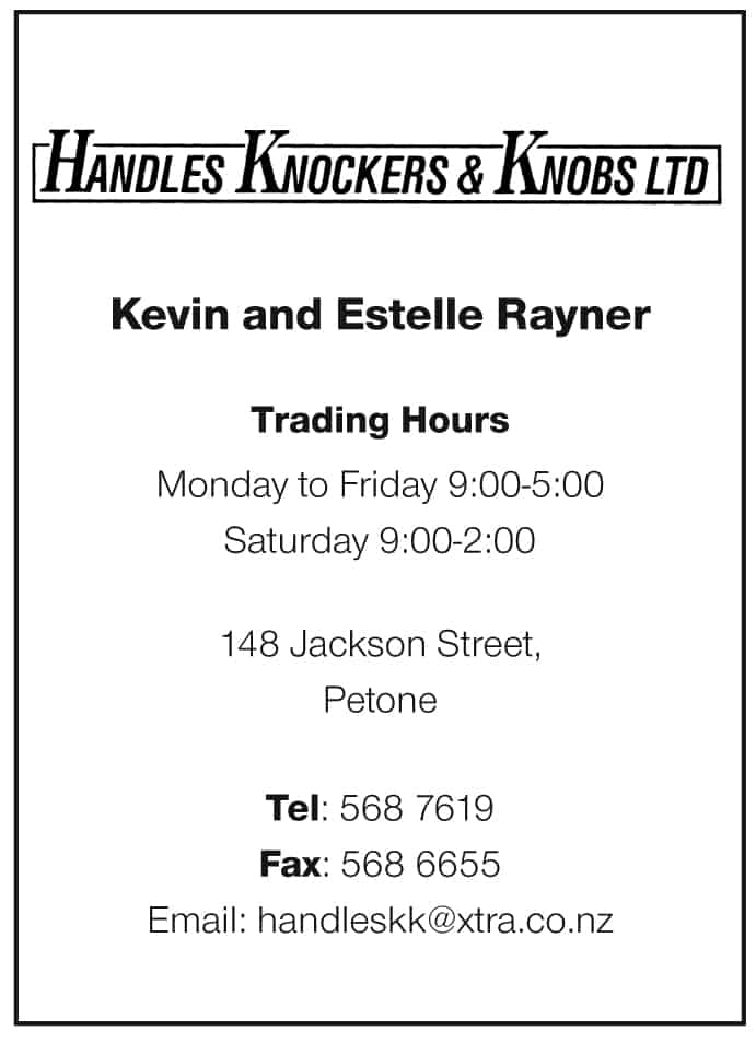 Handles Knockers & Knobss