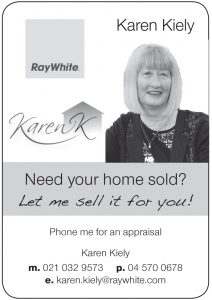 Ray White – Karen Kiely