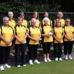 Wellington Masters team