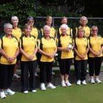 Wellington Masters team